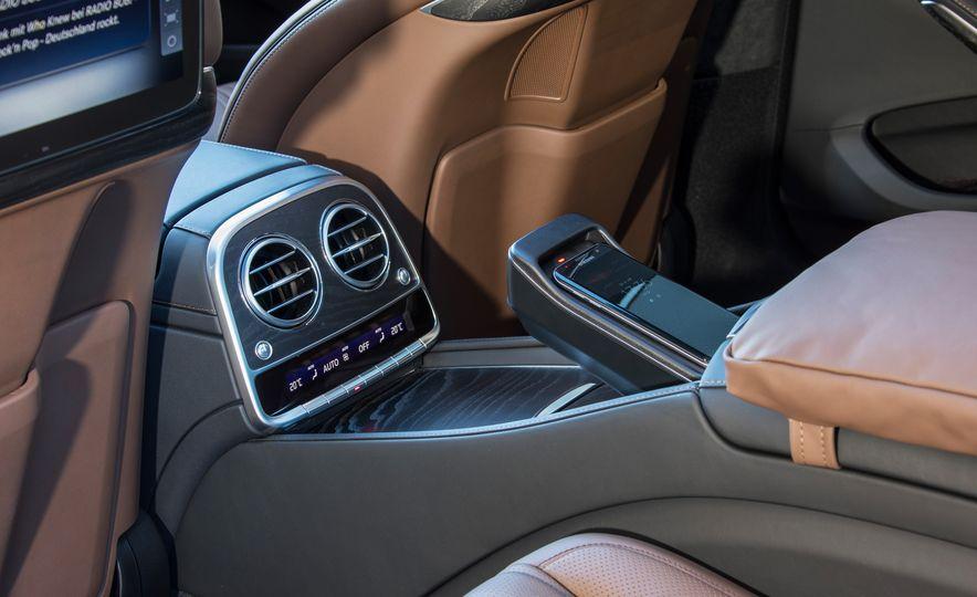 2018 Mercedes-AMG S63 - Slide 63