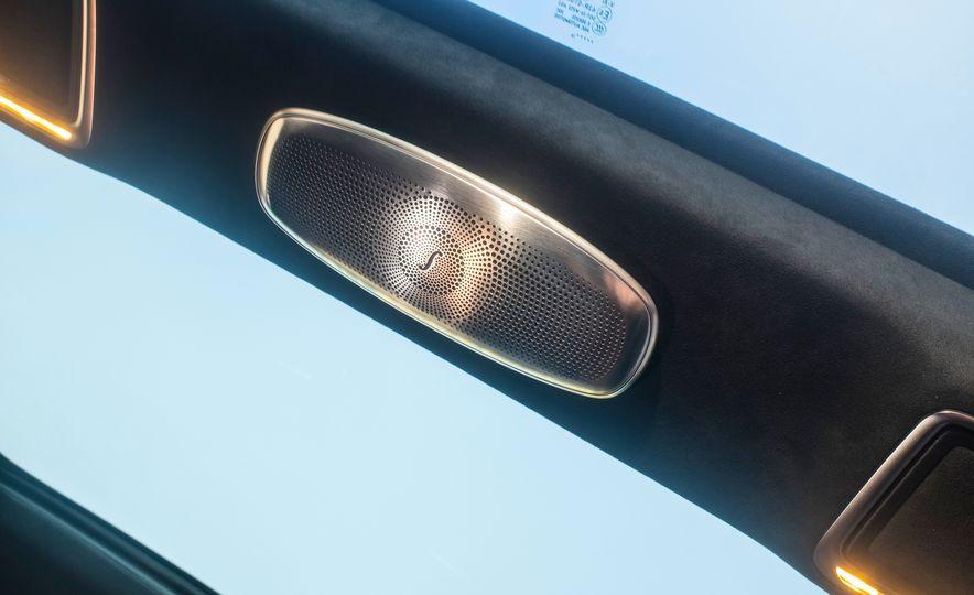 2018 Mercedes-AMG S63 - Slide 65