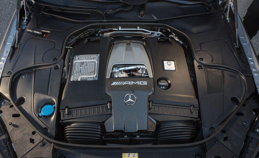 2018 Mercedes-AMG S63 - Slide 68