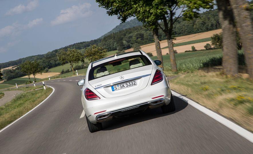 2018 Mercedes-AMG S63 - Slide 72