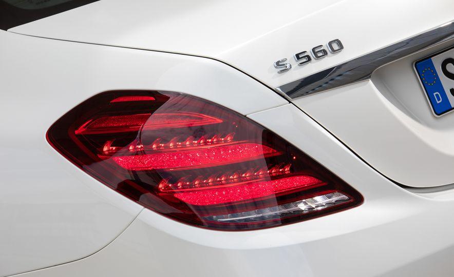 2018 Mercedes-AMG S63 - Slide 83