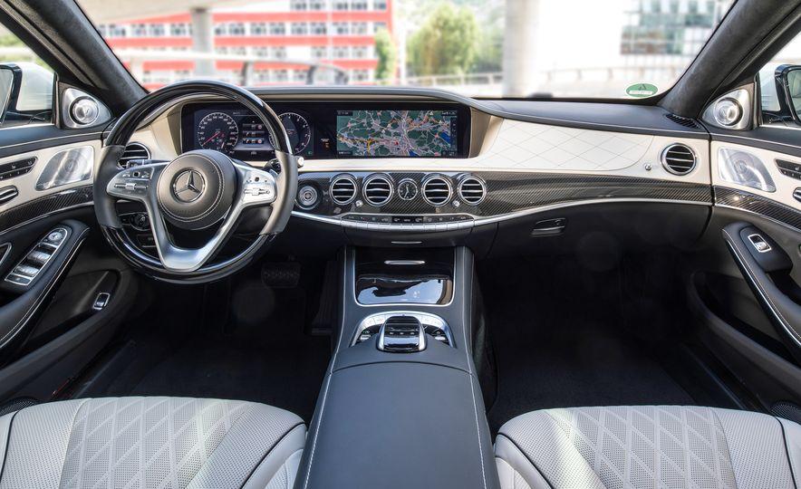 2018 Mercedes-AMG S63 - Slide 86