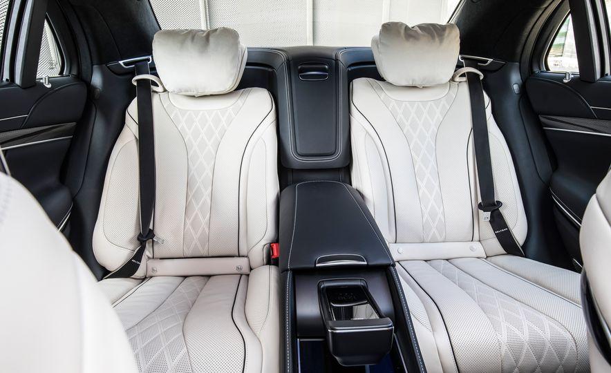 2018 Mercedes-AMG S63 - Slide 96