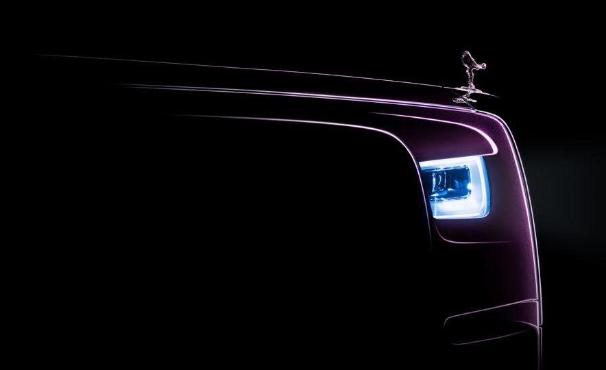 2018 Rolls-Royce Phantom LWB - Slide 3