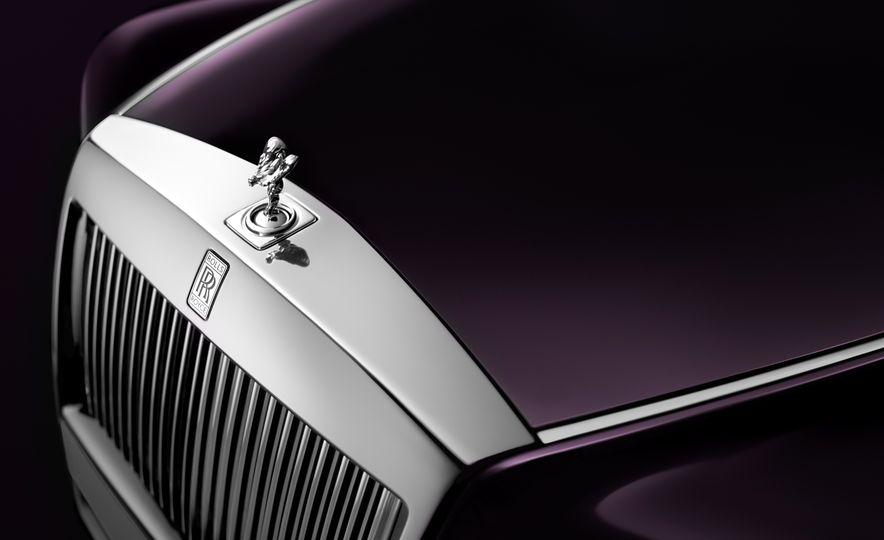 2018 Rolls-Royce Phantom LWB - Slide 4