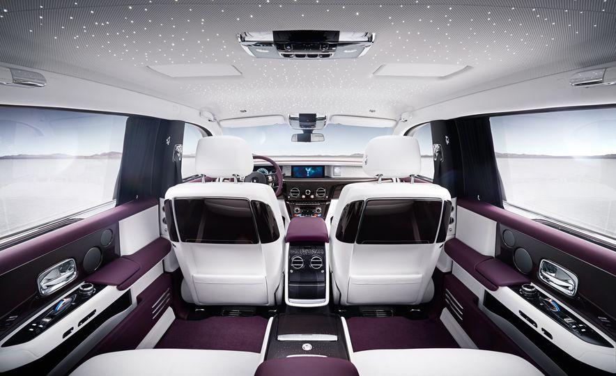 2018 Rolls-Royce Phantom LWB - Slide 8