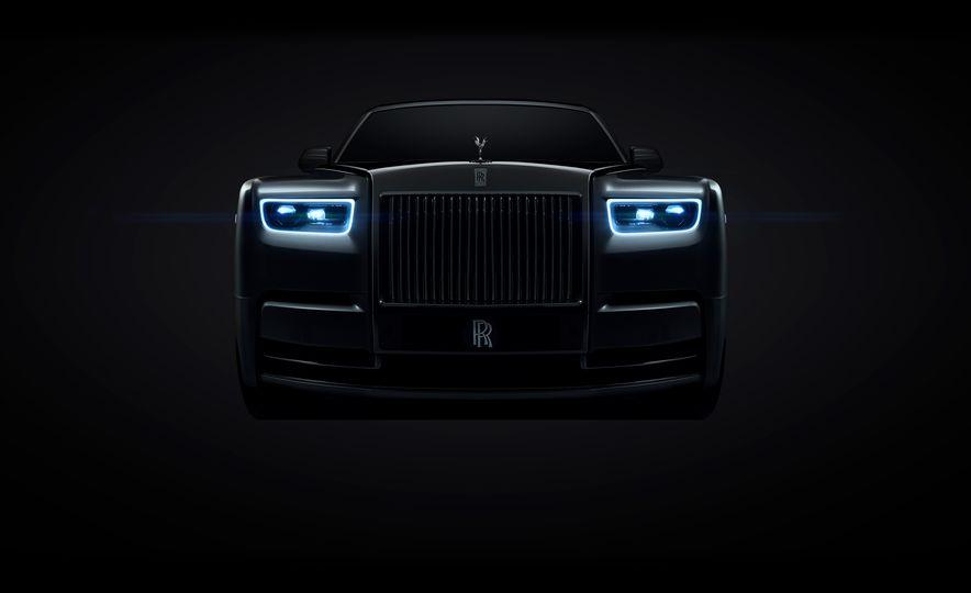 2018 Rolls-Royce Phantom LWB - Slide 17