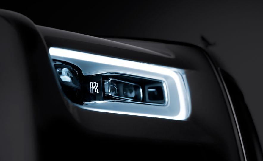 2018 Rolls-Royce Phantom LWB - Slide 20