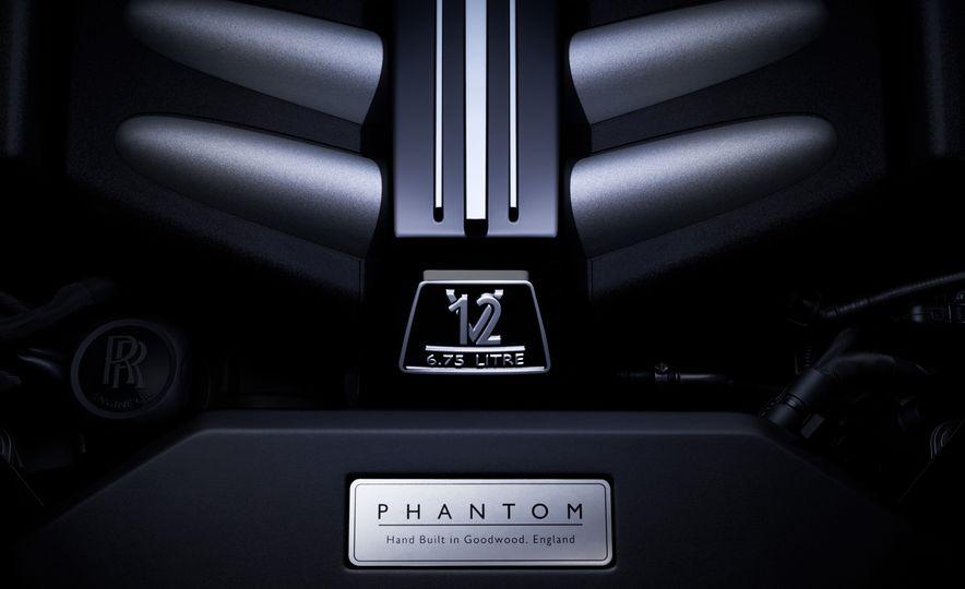 2018 Rolls-Royce Phantom LWB - Slide 33