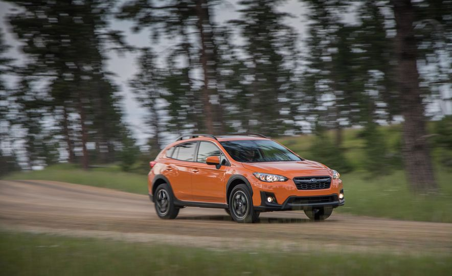 2018 Subaru Crosstrek - Slide 3