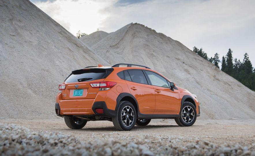 2018 Subaru Crosstrek - Slide 10