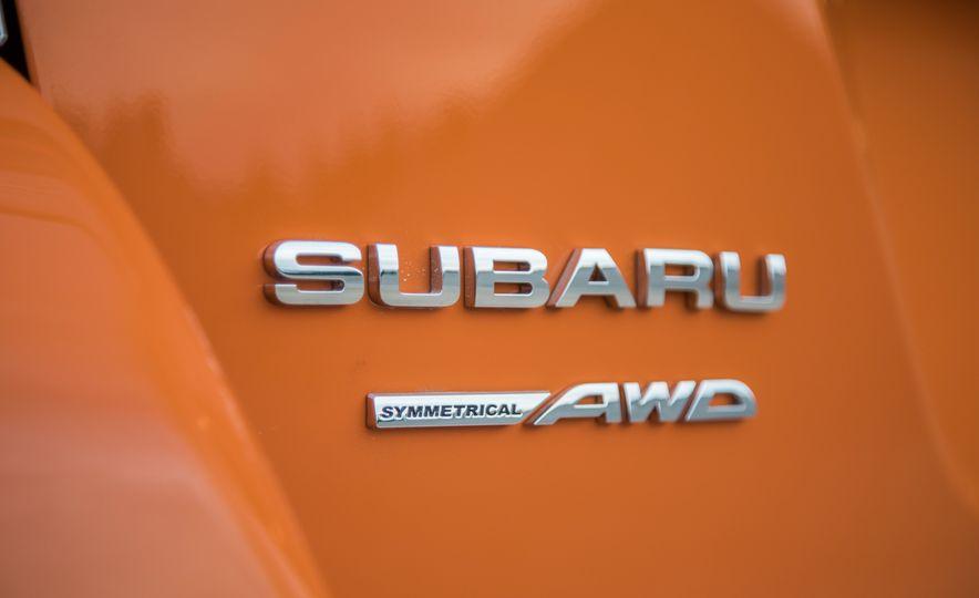 2018 Subaru Crosstrek - Slide 14