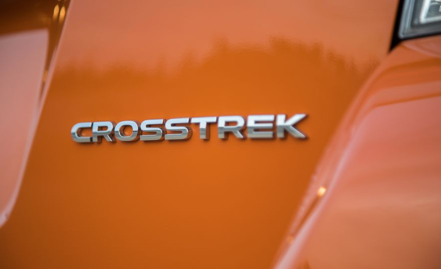 2018 Subaru Crosstrek - Slide 15