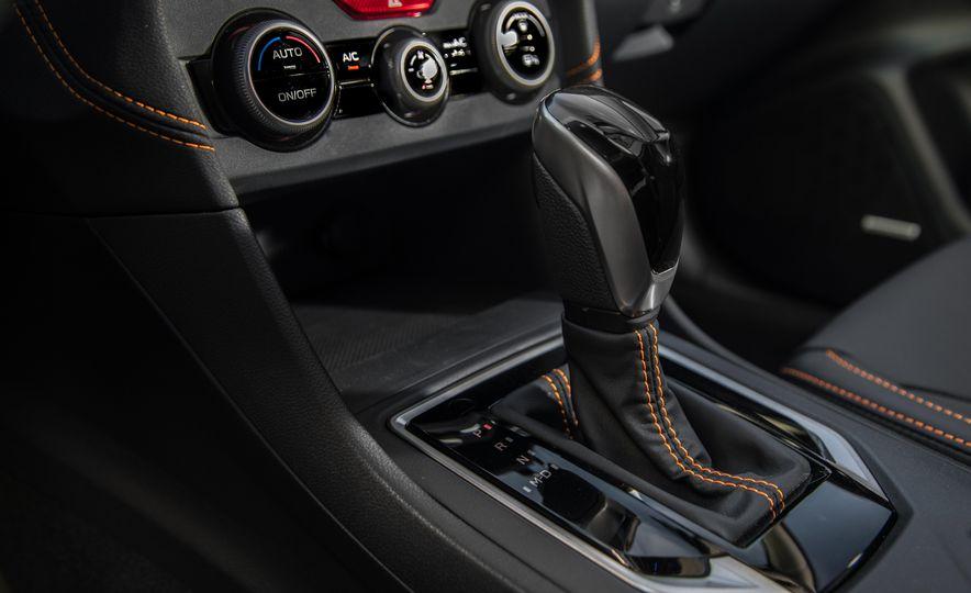 2018 Subaru Crosstrek - Slide 25