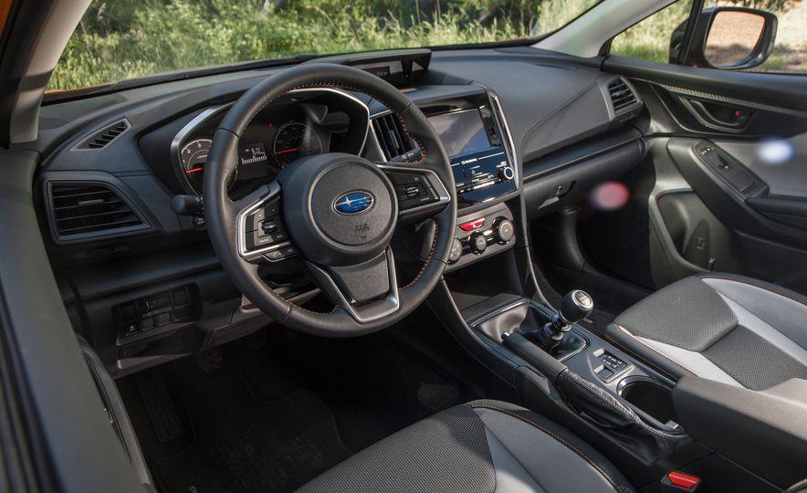 2018 Subaru Crosstrek - Slide 39