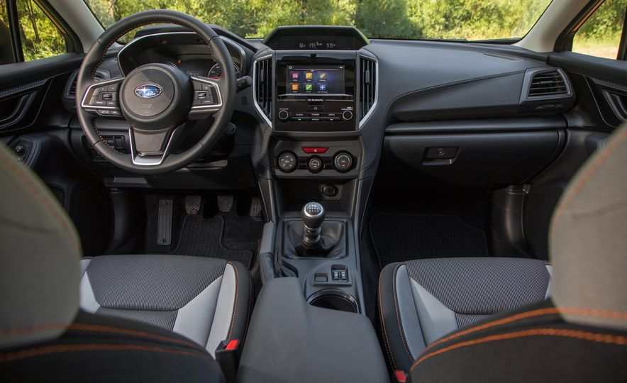 2018 Subaru Crosstrek - Slide 40