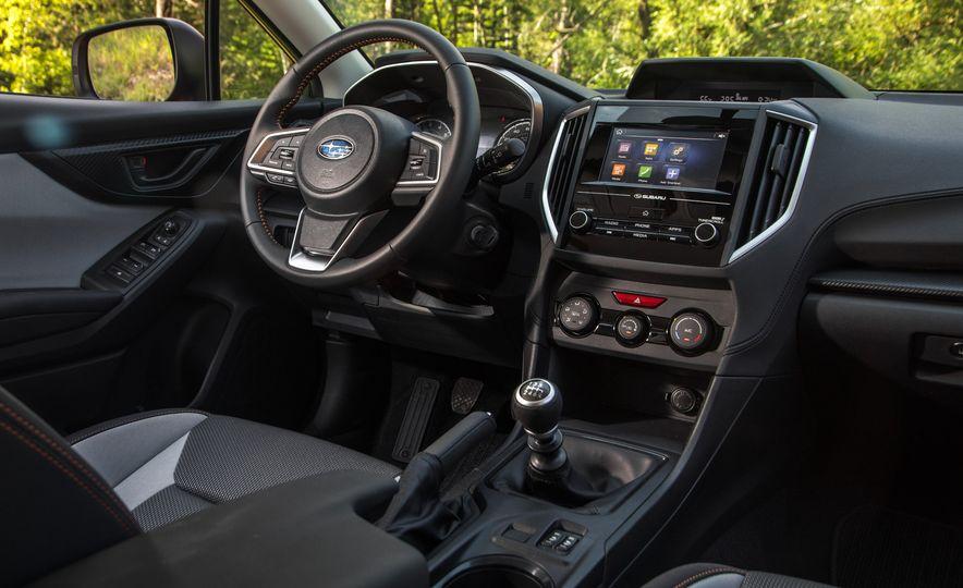 2018 Subaru Crosstrek - Slide 41