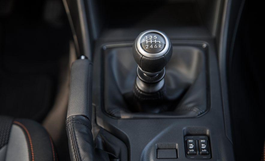 2018 Subaru Crosstrek - Slide 42