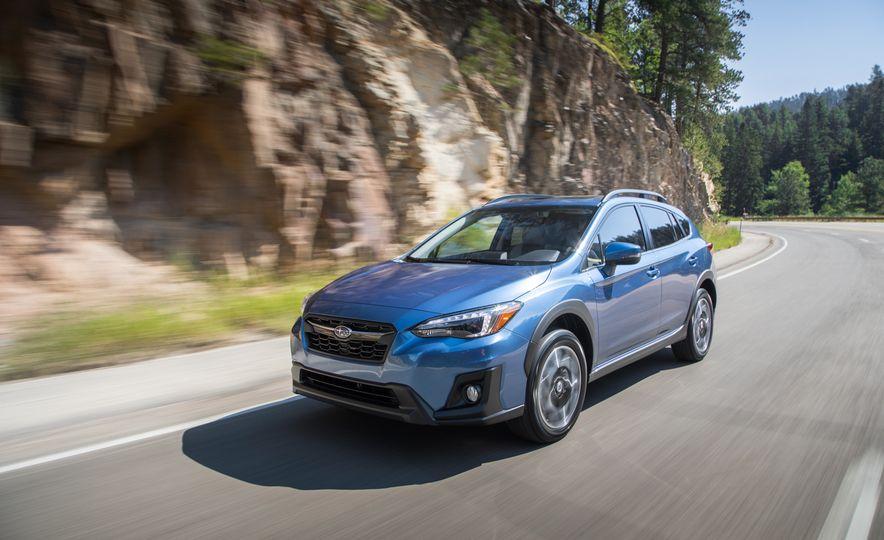 2018 Subaru Crosstrek - Slide 45