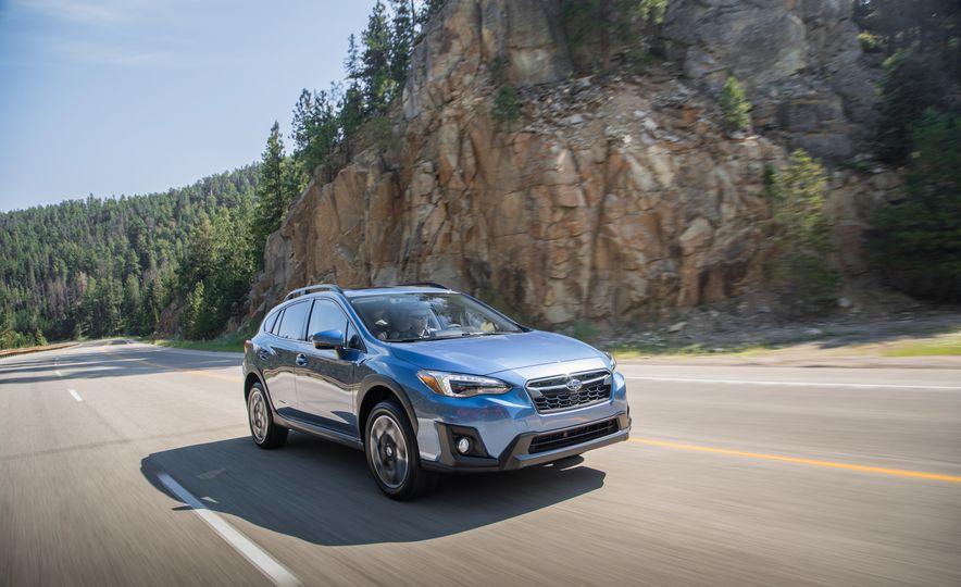 2018 Subaru Crosstrek - Slide 46