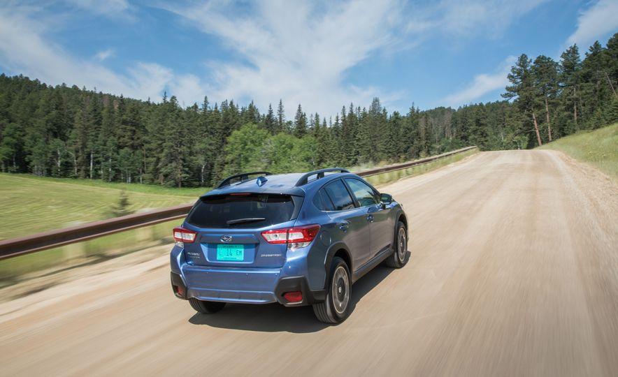 2018 Subaru Crosstrek - Slide 49