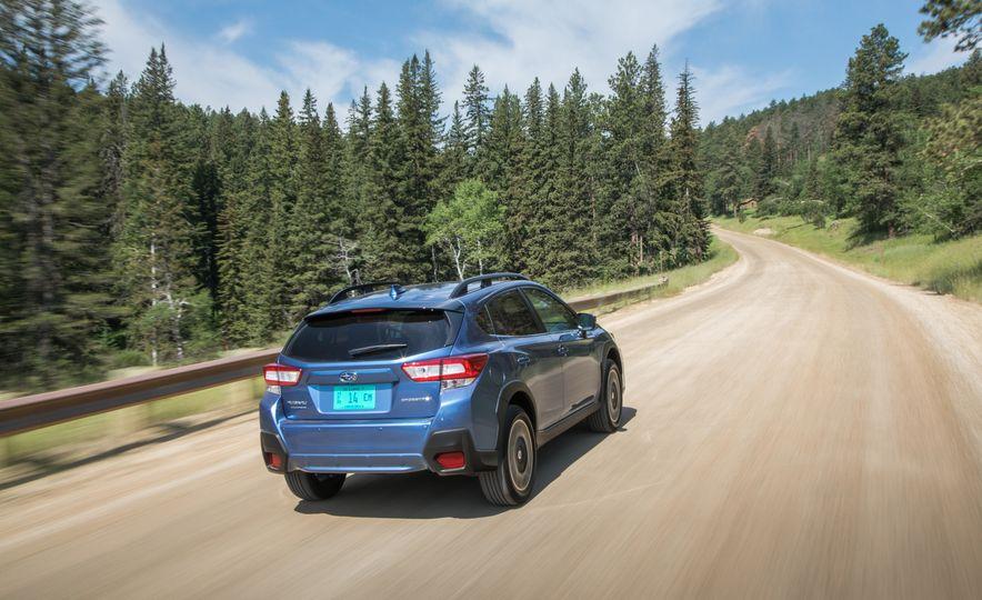 2018 Subaru Crosstrek - Slide 50