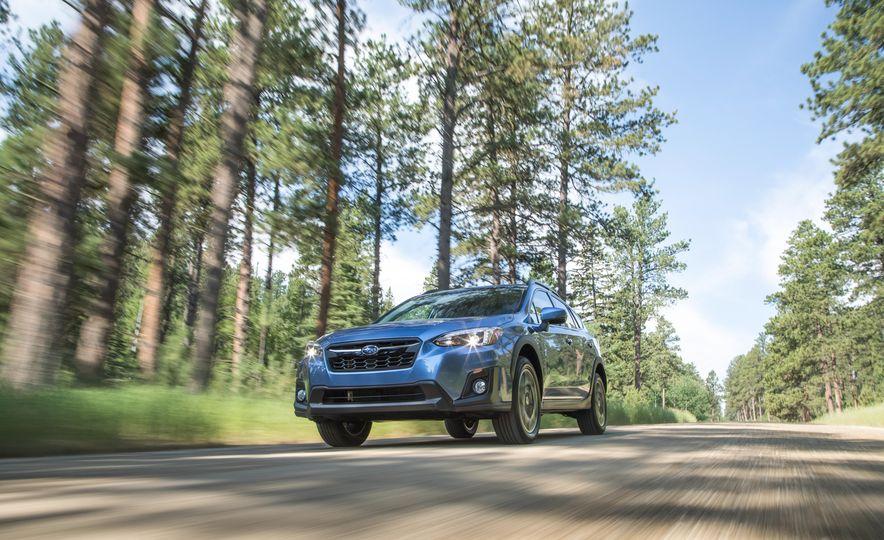 2018 Subaru Crosstrek - Slide 51