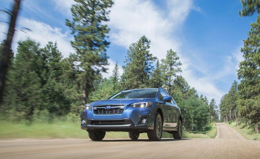 2018 Subaru Crosstrek - Slide 52