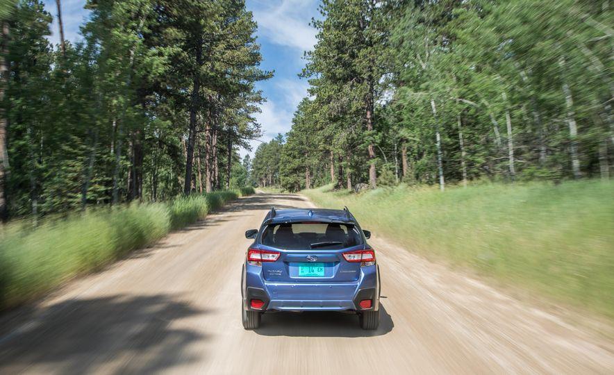 2018 Subaru Crosstrek - Slide 56
