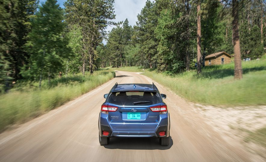 2018 Subaru Crosstrek - Slide 57