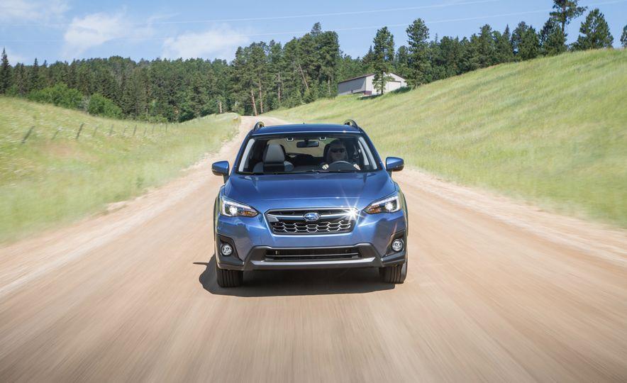 2018 Subaru Crosstrek - Slide 60
