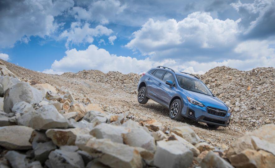 2018 Subaru Crosstrek - Slide 61