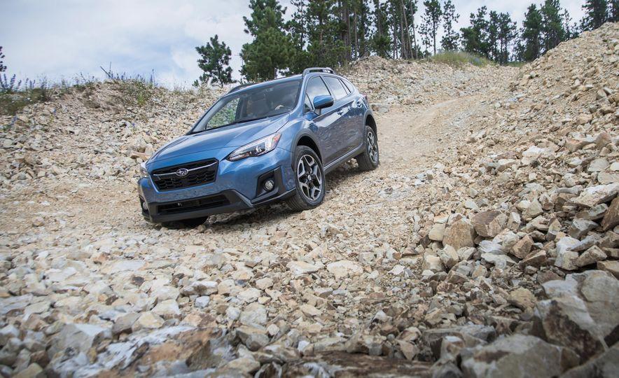 2018 Subaru Crosstrek - Slide 62