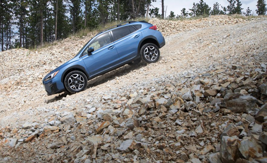 2018 Subaru Crosstrek - Slide 63