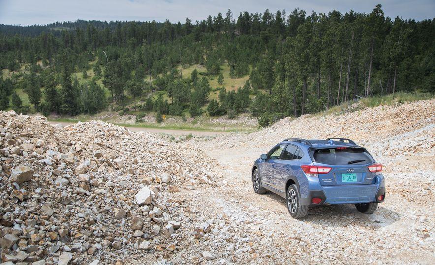 2018 Subaru Crosstrek - Slide 64