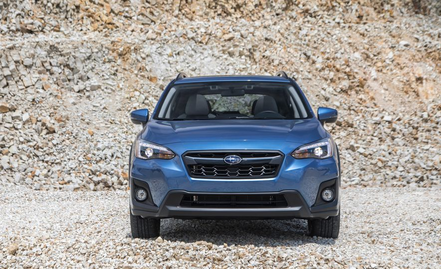 2018 Subaru Crosstrek - Slide 65