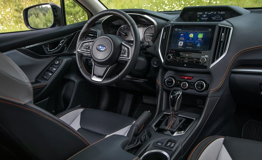 2018 Subaru Crosstrek - Slide 74