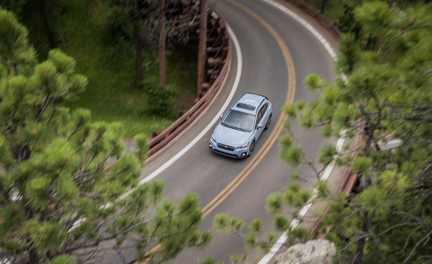 2018 Subaru Crosstrek - Slide 87