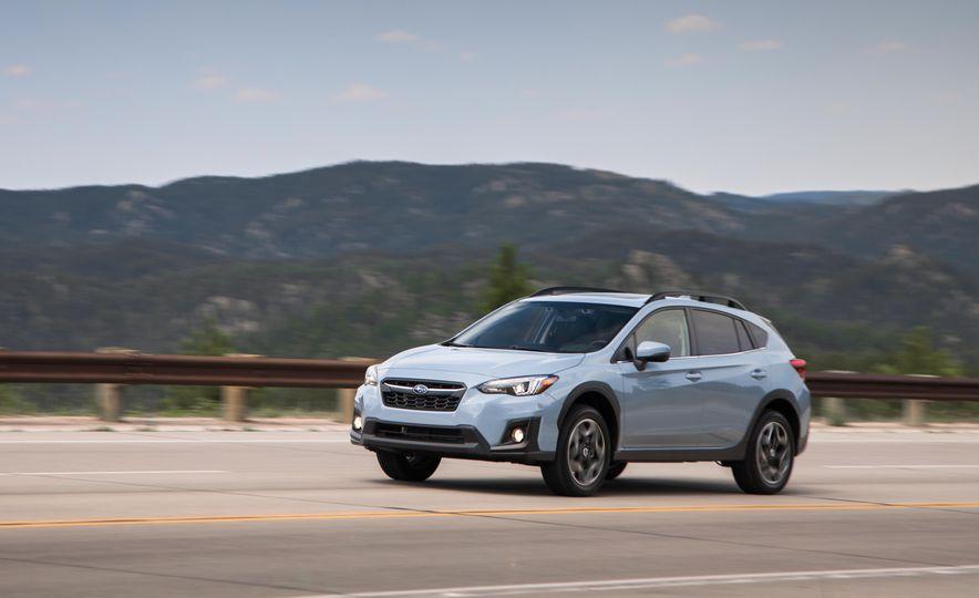 2018 Subaru Crosstrek - Slide 88