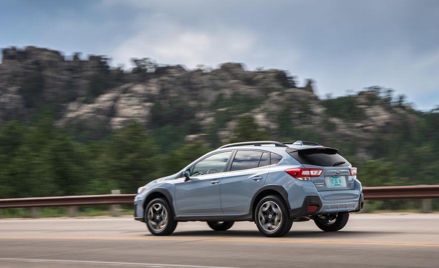 2018 Subaru Crosstrek - Slide 89