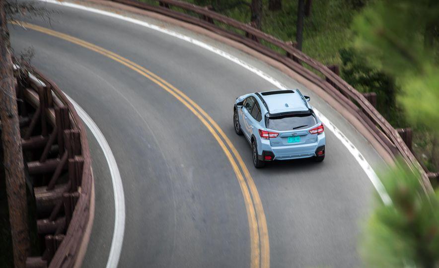 2018 Subaru Crosstrek - Slide 90