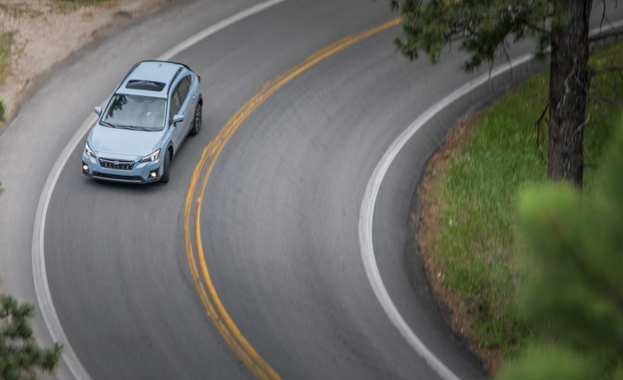 2018 Subaru Crosstrek - Slide 91