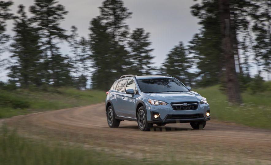2018 Subaru Crosstrek - Slide 92