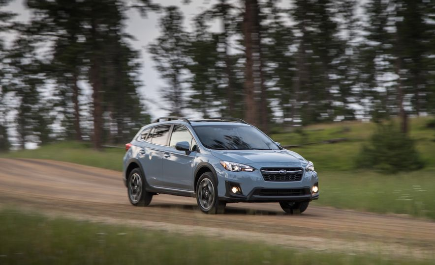 2018 Subaru Crosstrek - Slide 93