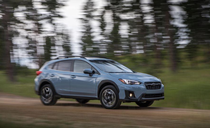 2018 Subaru Crosstrek - Slide 94
