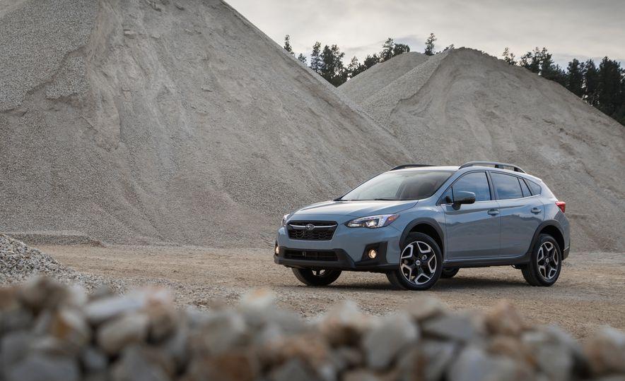 2018 Subaru Crosstrek - Slide 99