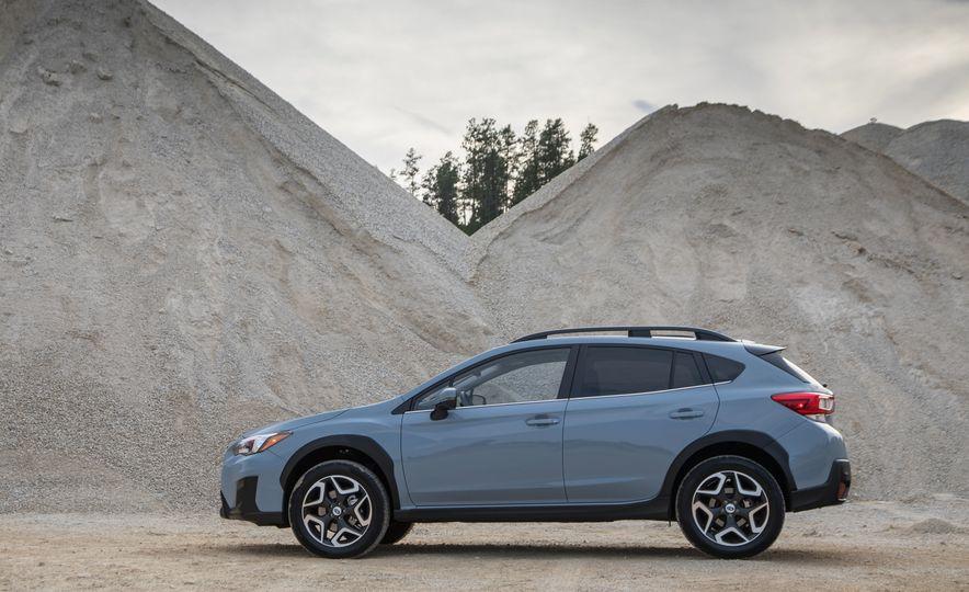 2018 Subaru Crosstrek - Slide 100