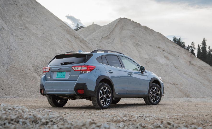 2018 Subaru Crosstrek - Slide 101