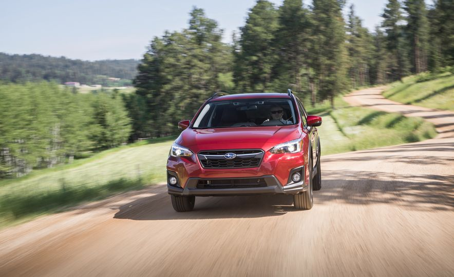 2018 Subaru Crosstrek - Slide 113