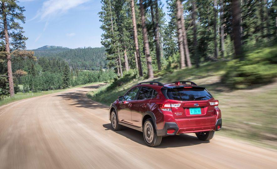 2018 Subaru Crosstrek - Slide 116